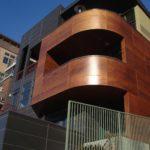 exterior paneling cherry wood