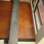 match cherry laminate with paint