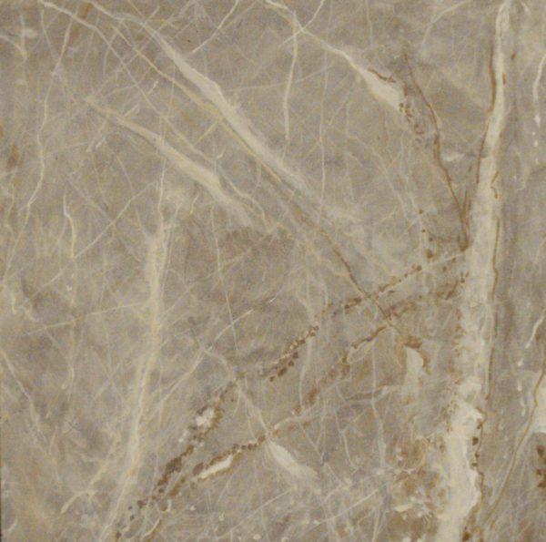 Hand painted marble Pior Di Pesco Carnico