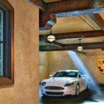 Garage Aston Martin André